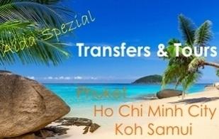 Aida Asien Kreuzfahrt Tour & Transfer info