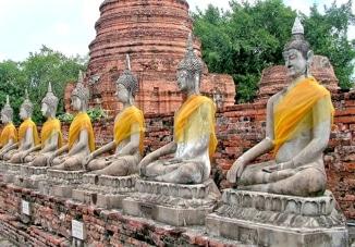 Ayutthaya Ausflüge