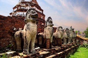 Ayutthaya Transfer