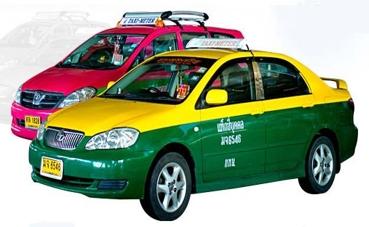 Bangkok Pattaya Taxi