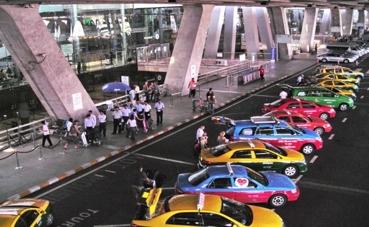 Bangkok Taxi Transfer
