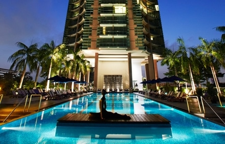 Chatrium Riverside Hotel Bangkok