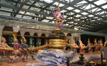 Flughafen Transfer Bangkok nach Pattaya