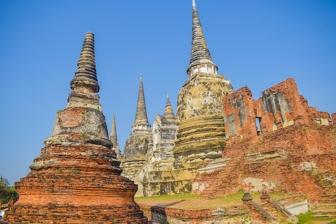 Laem Chabang Ayutthaya Tour