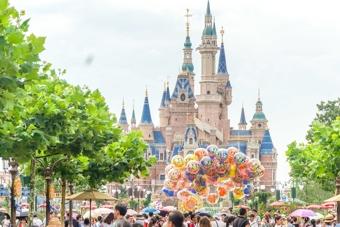 Shanghai Disneyland Transfer