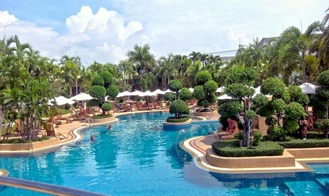 Hotel Thai Garden Resort Pattaya