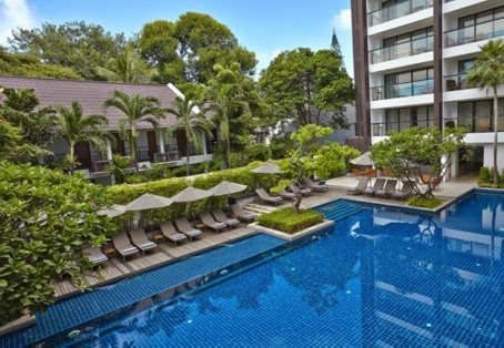 Woodlands Suites Pattaya