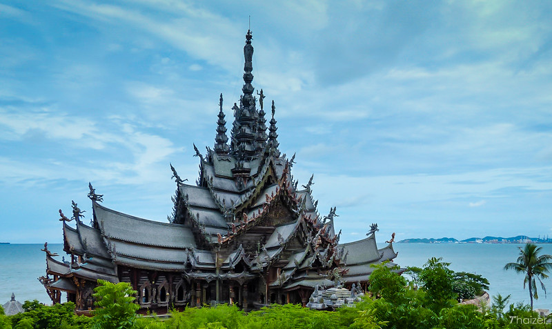 Pattaya Sanctuary Of Truth tour